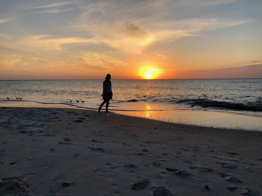 Chowdy Sunset, Florida